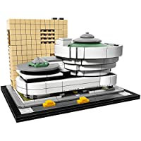 Walmart.com deals on LEGO Architecture Solomon R. Guggenheim Museum Building Kit