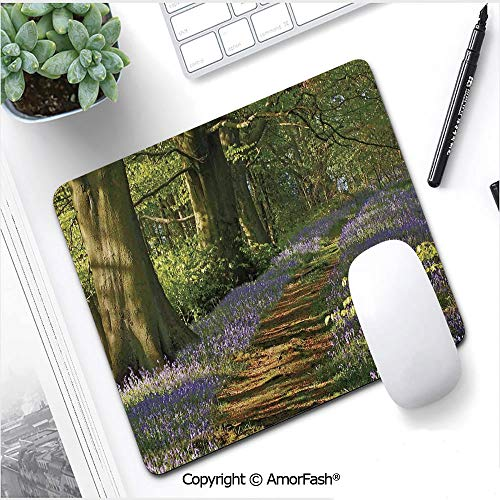 (Large Mouse pad with Premium-Textured Cloth,Non-Slip Rubber Base,11