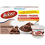 BOOST Pudding Chocolate, 24x142g (Pack of 24)
