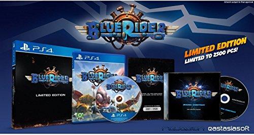 Edición limitada de Blue Rider - PlayStation 4