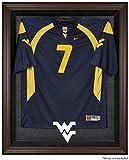 NCAA - West Virginia Mountaineers Framed Logo Jersey Display Case