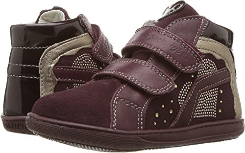 Primigi Infant Shoes (Primigi Kids Baby Girl's PBS 8021 (Infant/Toddler) Bordo Medium/5.5 M US Toddler)