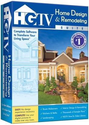 Amazon Com Hgtv Home Design Remodeling Suite