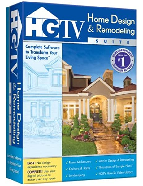 Amazon Com Hgtv Home Design Remodeling Suite