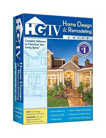 HGTV Home Design & Remodeling Suite (Cad Program Software)