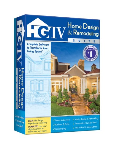 amazoncom hgtv home design remodeling suite - Home Design Remodeling