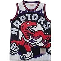FILWS Hombres Toronto Raptors # 1 Jersey-Tracy McGrady # 15 Vince Carter Baloncesto Jersey Sin Mangas Retro Baloncesto Chaleco Camisa Traje De Baloncesto para Hombres S-XXL