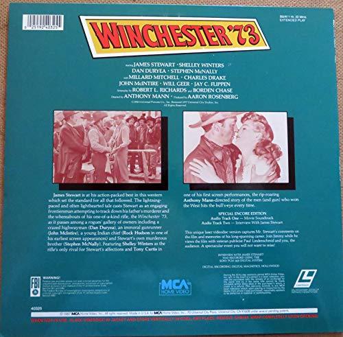 Winchester '73 [LASERDISC *NOT DVD*]