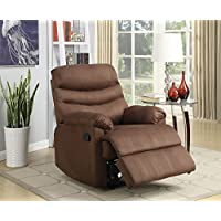 NHI Express Anthony Recliner (1 Pack), Chocolate