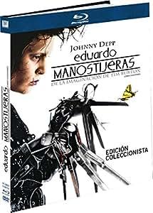 Eduardo Manostijeras (Formato Libro) [Blu-ray]