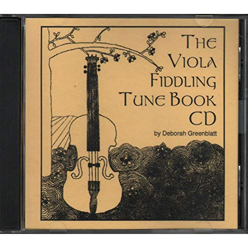 - Greenblatt, Deborah - The Viola Fiddling Tune Book - Greenblatt & Seay Publications