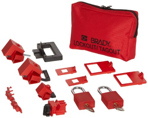 Brady Breaker Lockout Pouch Kit