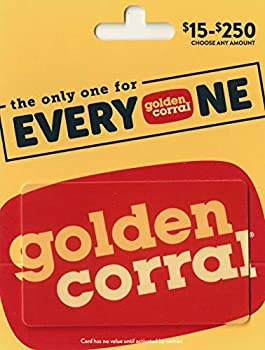 $50 Golden Corral Gift Card
