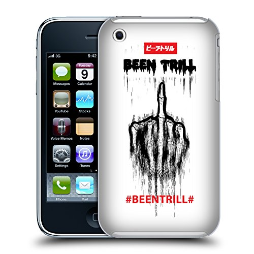 Official Been Trill FU Glitch Hard Back Case for Apple iPhone 3G / 3GS