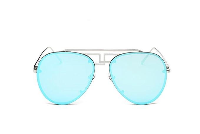 Estilo europeo y americano, Hombres y mujeres moda gafas de ...