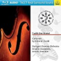 Vivaldi / Stuttgart Chamber Orch / Daskalakis - 7 with One Stroke-Cons By Antonio Vivaldi [Blu-Ray Audio]