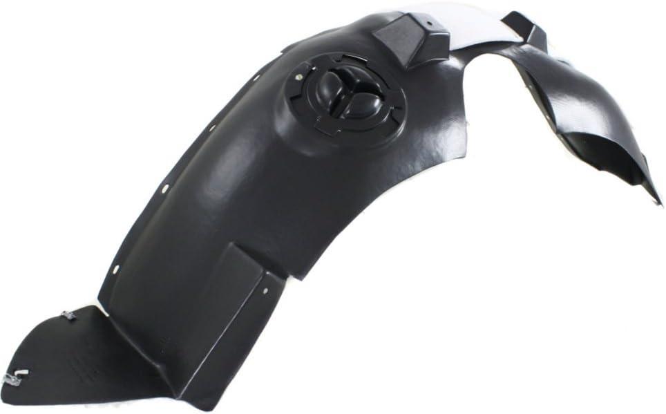 Splash Shield Front Right Side Fender Liner Plastic for TERRAIN 10-13 w//Insulation Foam