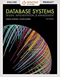 MindTap MIS for Coronel/Morris  Database Systems: Design, Implementation, & Management, 13th Edition , 1 term (6 months) [Online Code]