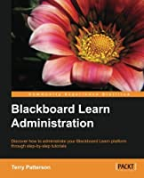 Blackboard Learn Administration Front Cover