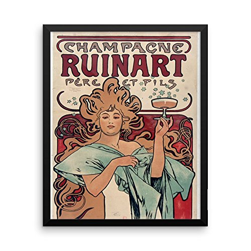 vintage-poster-champagne-ruinart-premium-luster-photo-paper-framed-poster-16x20