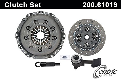 Ford Focus Spec Clutch - Centric Parts 200.61019 Complete Clutch Kit - OE Specs