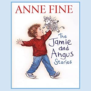 The Jamie and Angus Stories Audiobook