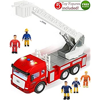 Amazon com: PAW Patrol - Ultimate Rescue Fire Truck with