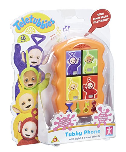 Teletubbies Tubby Phone Toy (Multi-Colour) -