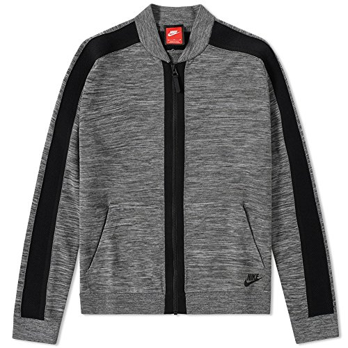 Nike Sportswear Tech Knit Women's Bomber Jacket (819031-065) by NIKE