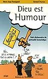 Dieu est humour : Petit dictionnaire de spiritualité humoristique par Peyrous