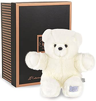 Histoire d'Ours HO2183 Collection blanc 30 cm