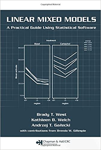 Second Edition A Practical Guide Using Statistical Software Linear Mixed Models