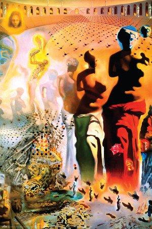 Poster dali il torero allucinogeno dimensione 61 x 91 cm poster dali il torero allucinogeno dimensione 61 altavistaventures Gallery