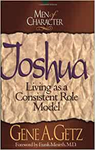 Men Of Character Joshua Living As A Consistent Role border=