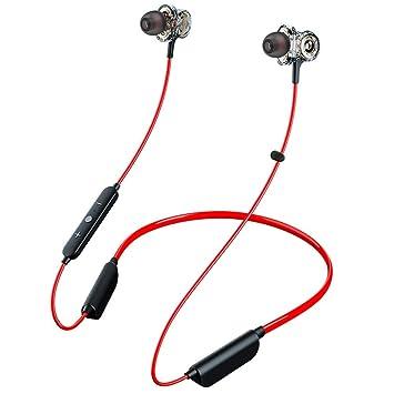 HWZDQLK Auriculares inalámbricos Bluetooth 5.0: Amazon.es: Electrónica
