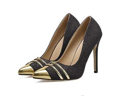 6435df0d3d4 Women Pump 11cm Scarpin Pointed Toe Color Match High Heels Wedding Shoes  Charming Dress Shoes Court