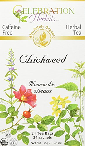 CELEBRATION HERBALS Chickweed Organic Pound