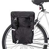 Best Bike Panniers - Allnice Trunk Bag 15L Bicycle Panniers Pack Cycling Review