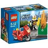 LEGO CITY 60000 - Moto de Bomberos