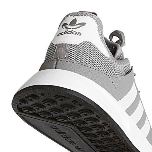 adidas X_PLR, Scarpe Indoor Multisport Uomo Grigio