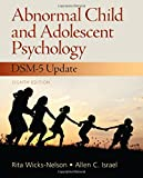 Abnormal Child and Adolescent Psychology DSM-5 Updates 8th Edition