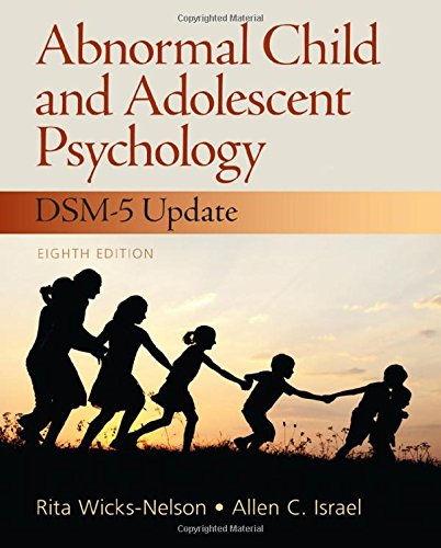 133766985 - Abnormal Child and Adolescent Psychology