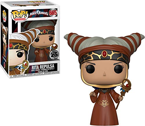 Funko Pop! Rita Repulsa - Power Rangers