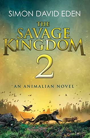 book cover of Savage Kingdom 2
