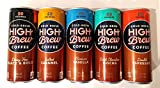 High Brew Coffee - Variety Pack - 8oz.(Pack of 30)