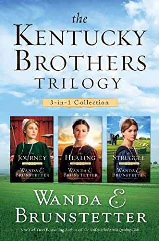 book cover of Kentucky Brothers Trilogy