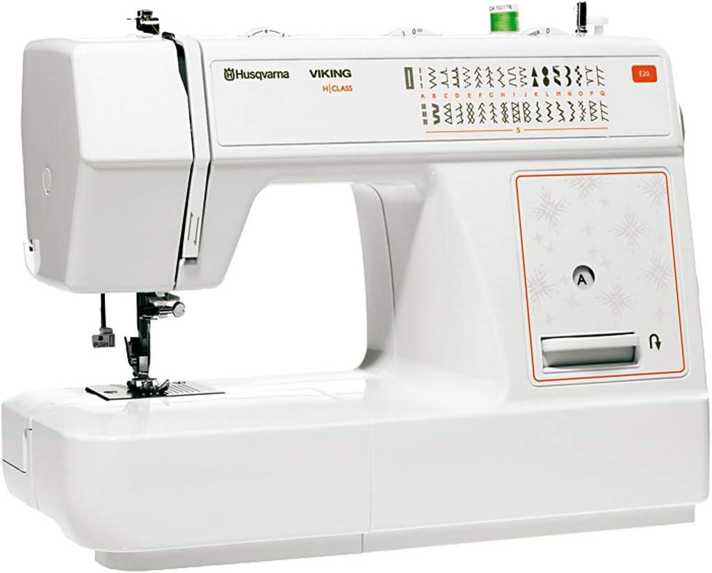 Máquina de coser, Husqvarna H Class E20, 1ud