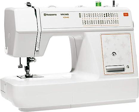Máquina de coser, Husqvarna H Class E20, 1ud: Amazon.es: Hogar