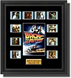 BACK TO THE FUTURE FRAMED FILM CELL PRESENTATION