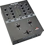 DJ Tech DIF-2S full featured Mixer - Black